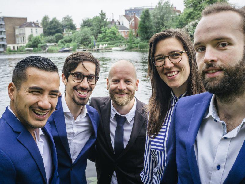 HitMe Coverband 2018 bruiloft bedrijfsfeest