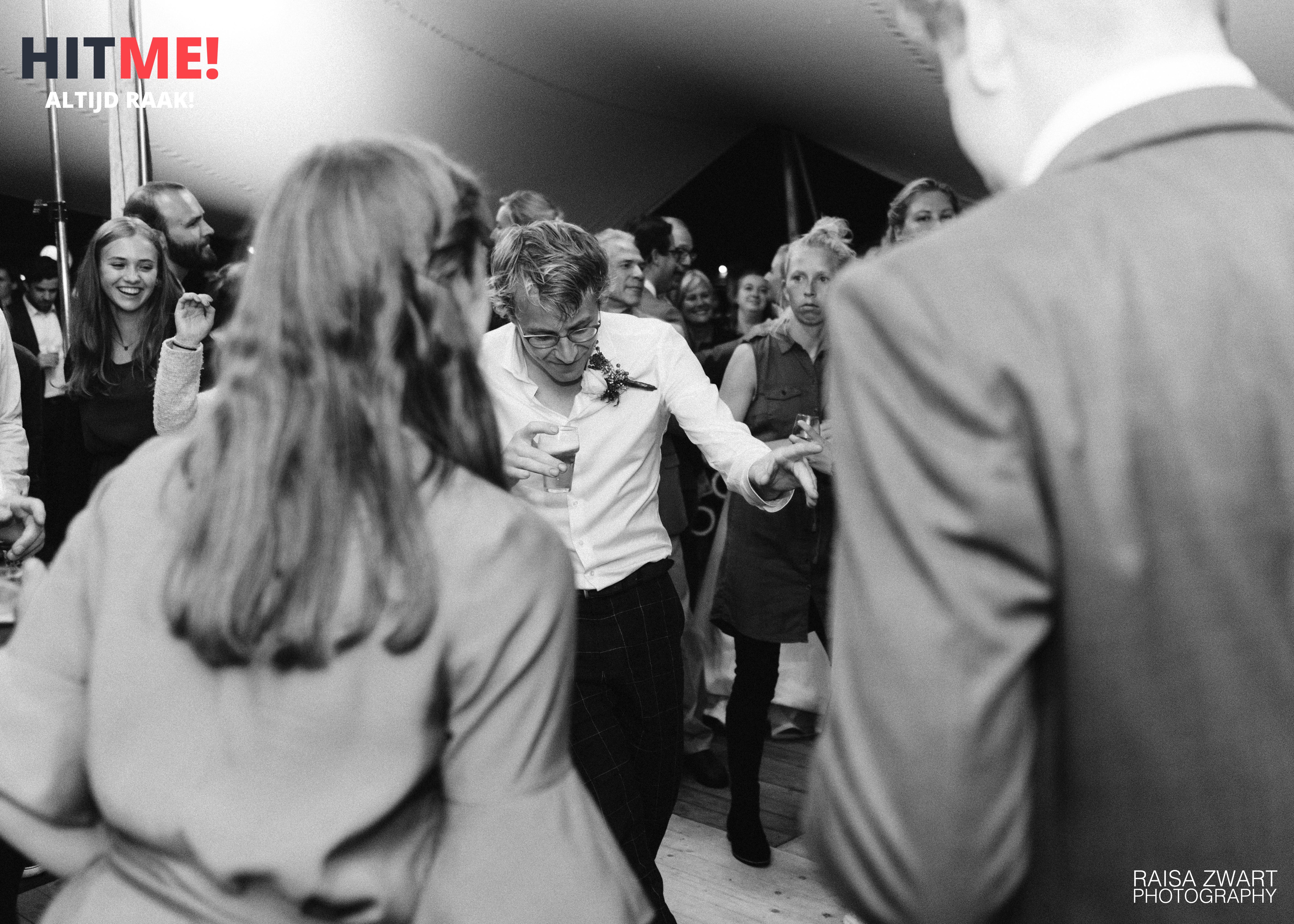 HitMe Coverband bruiloft bedrijfsfeest feestband